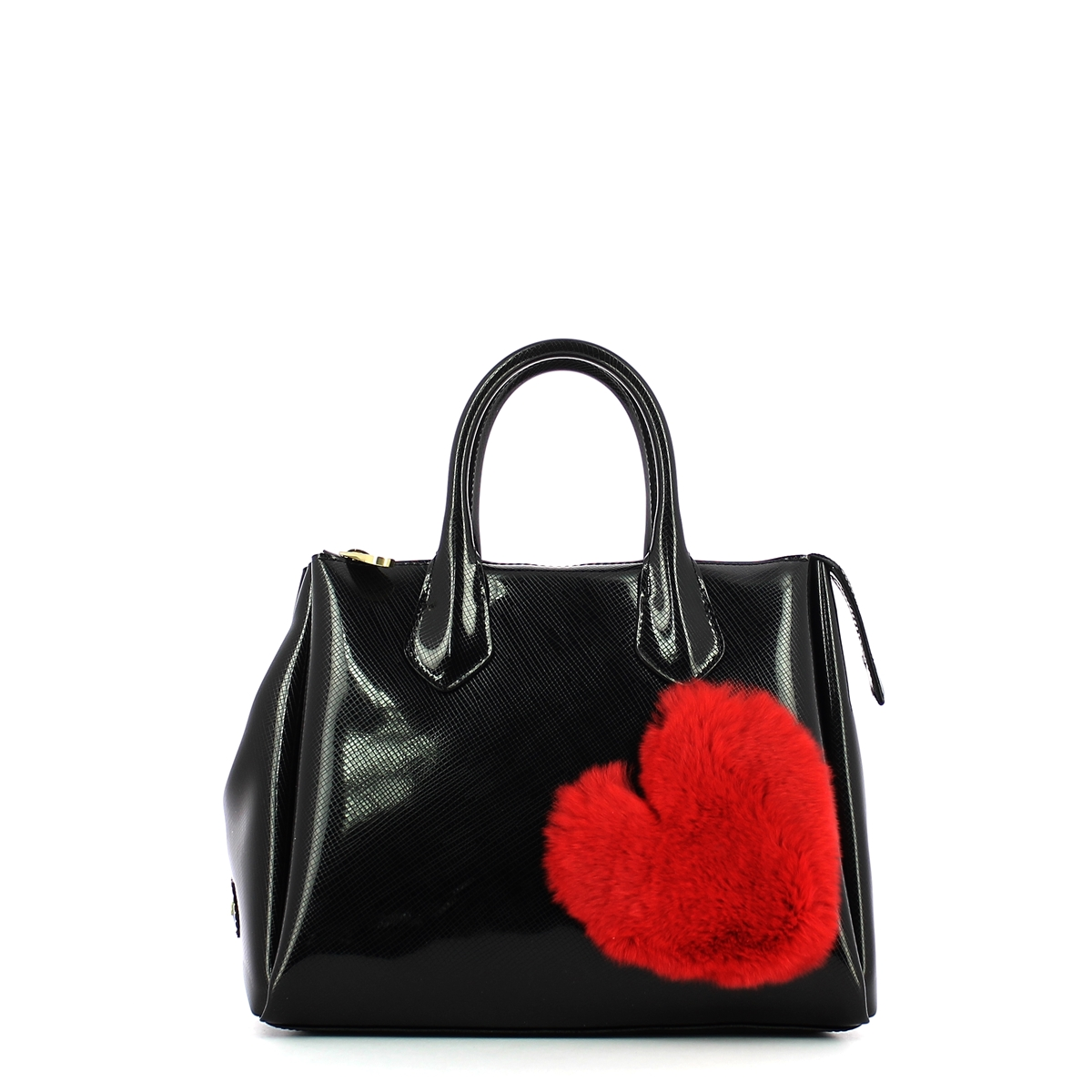 BS1740TFUR-HEART 9434-VERNICE-BLACK