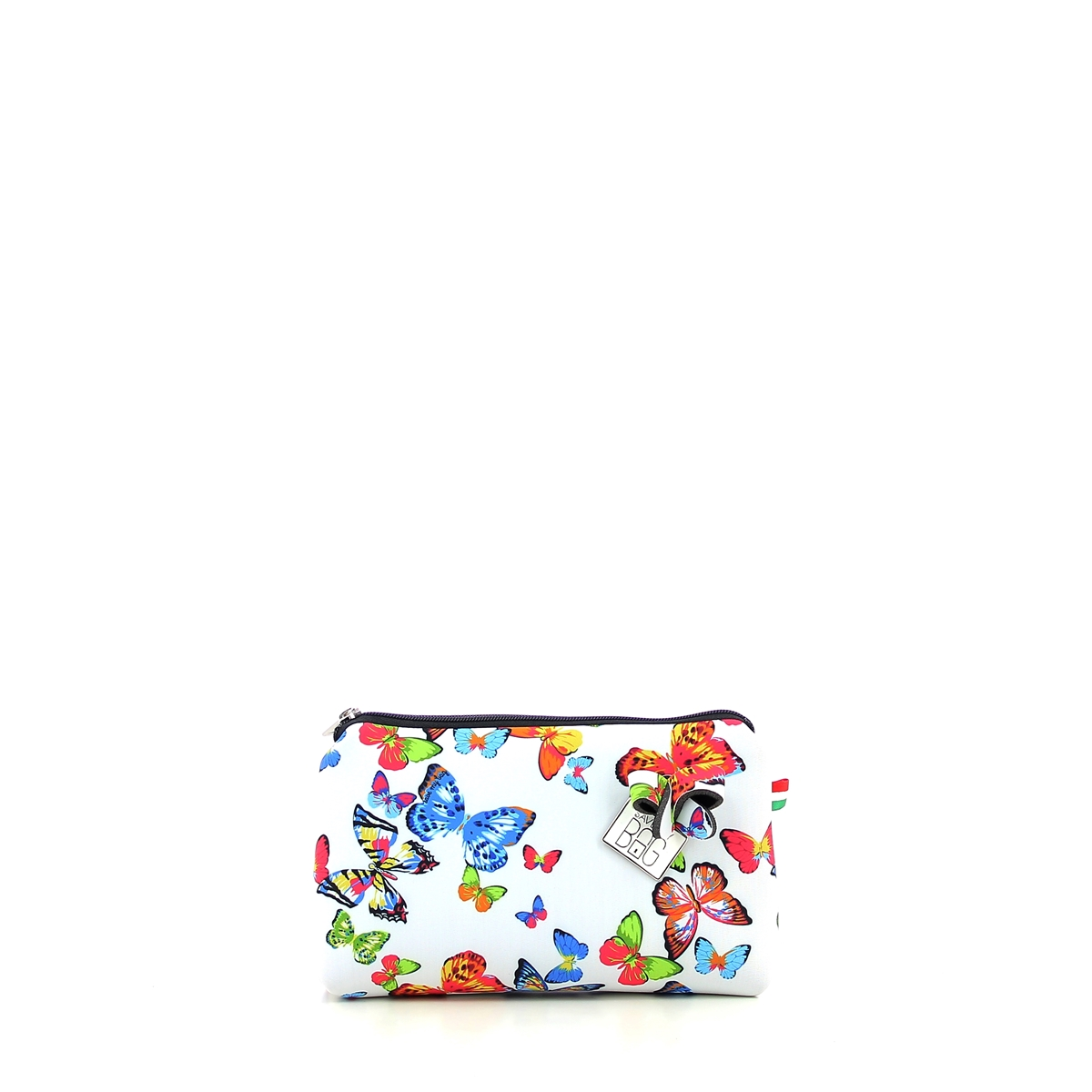 POCHETTE FIOCCO L STAMPATA  - SAVE MY BAG