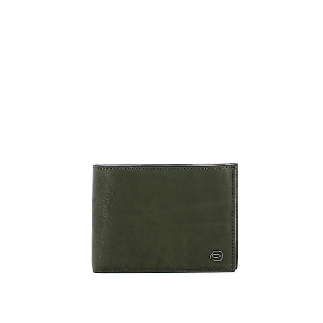 miglior servizio 5a72c d7471 Portafogli 12 Scomparti Black Square RFID