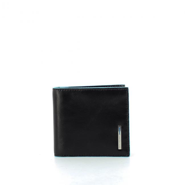 prezzo di fabbrica 818fd 56c82 Portafoglio con fermasoldi Blue Square