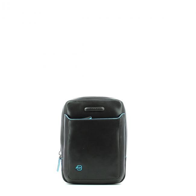 4859313c65 Borsello Porta iPad Mini Blue Square Piquadro   Bagalier.com