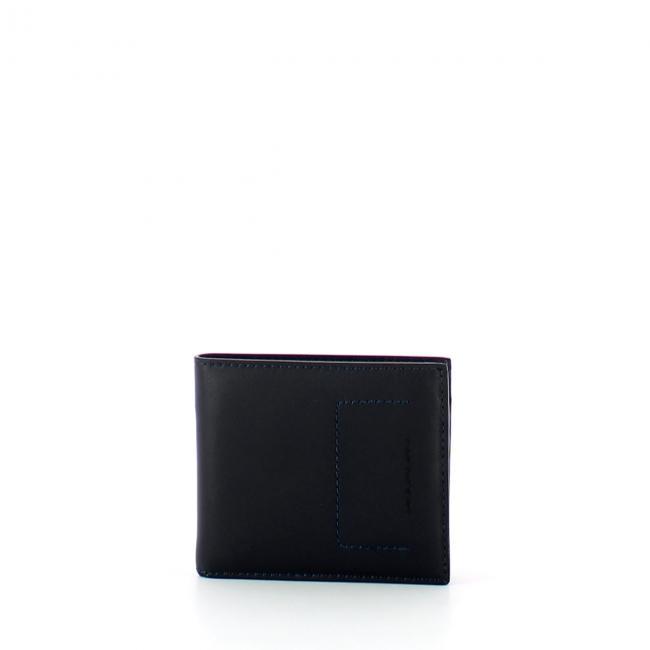 Portafoglio uomo con porta carte di credito David Piquadro ... f615ed15c084