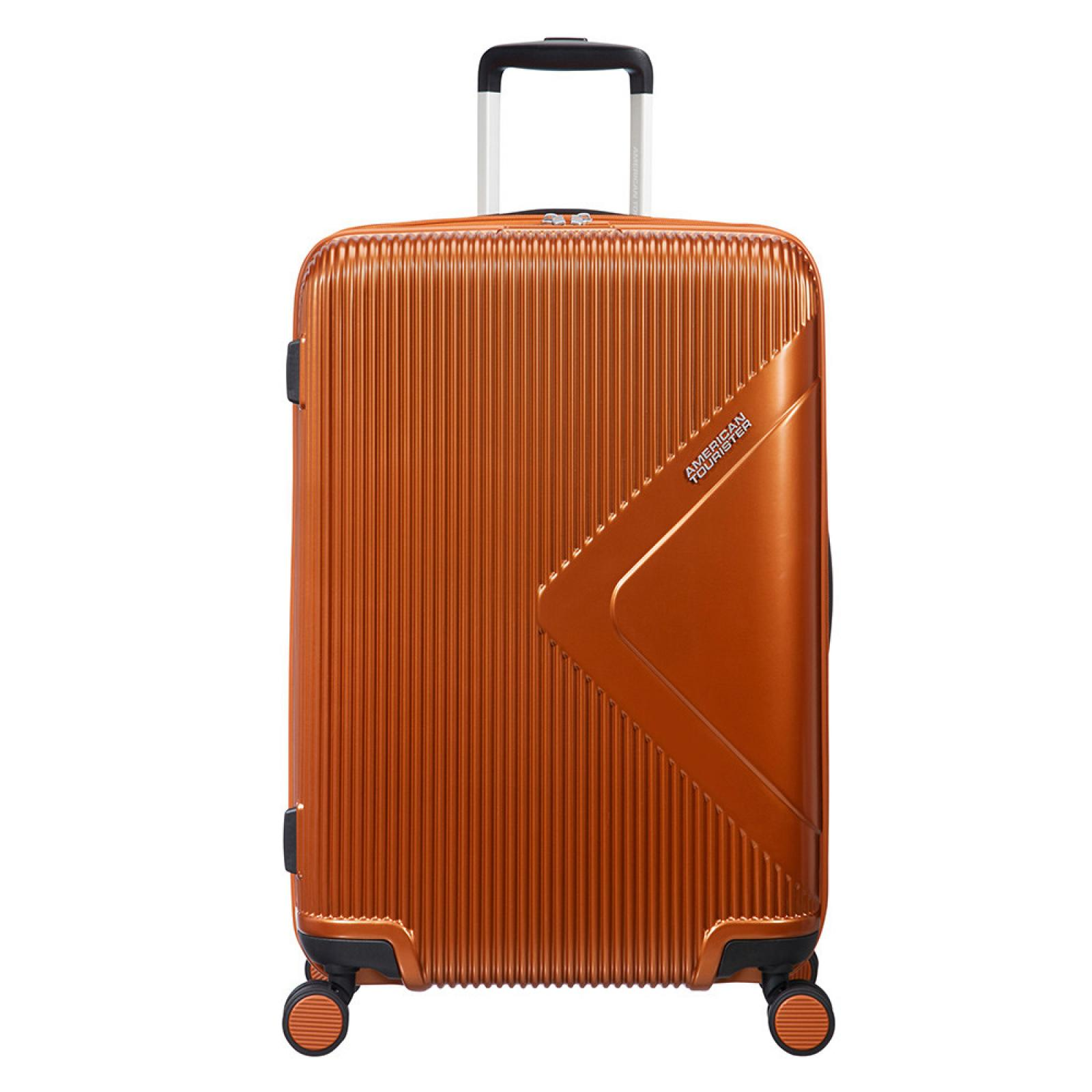 Trolley Medio 69/25 Exp Modern Dream Spinner - COPPER/ORANGE