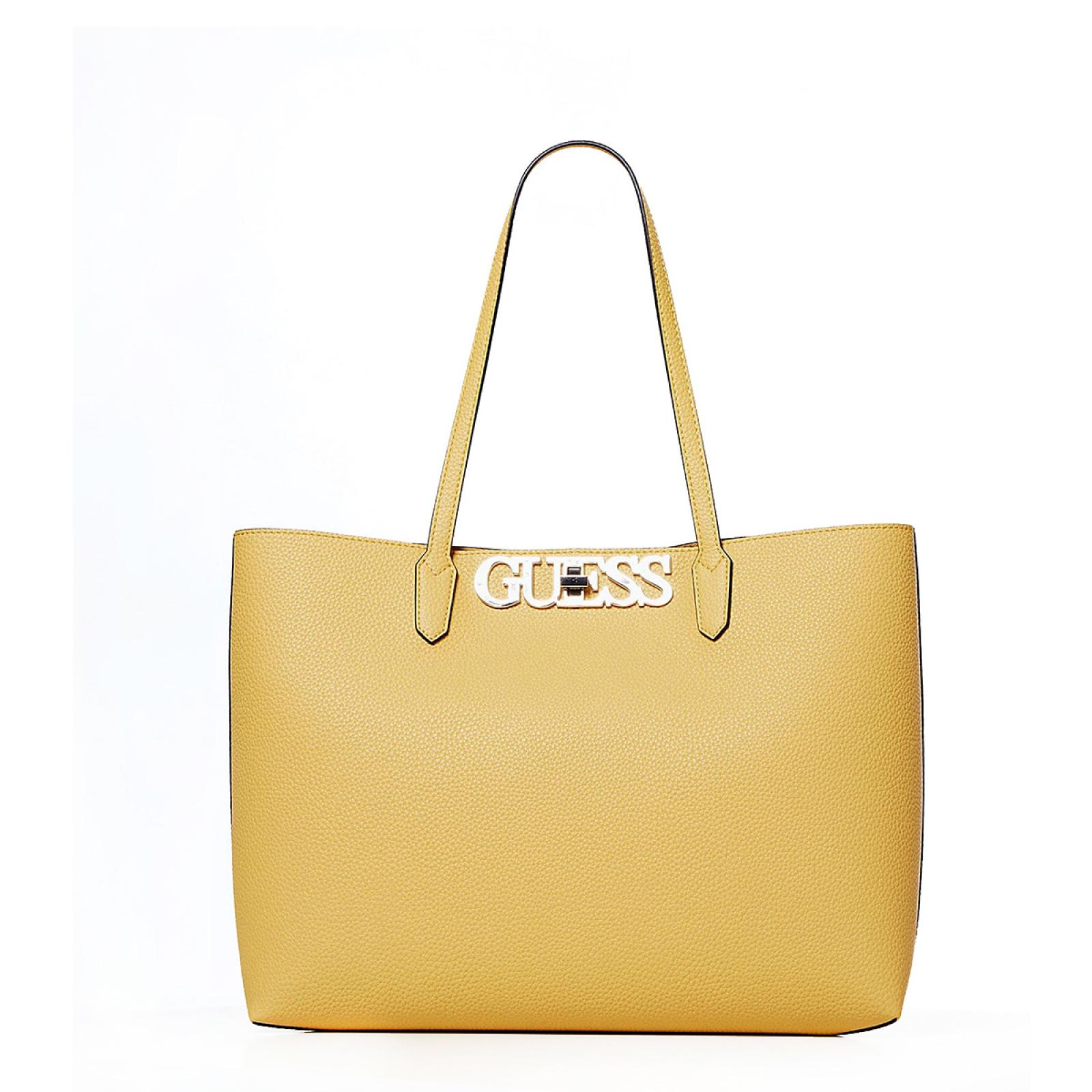 Shopper Uptown Chic - YELLOW