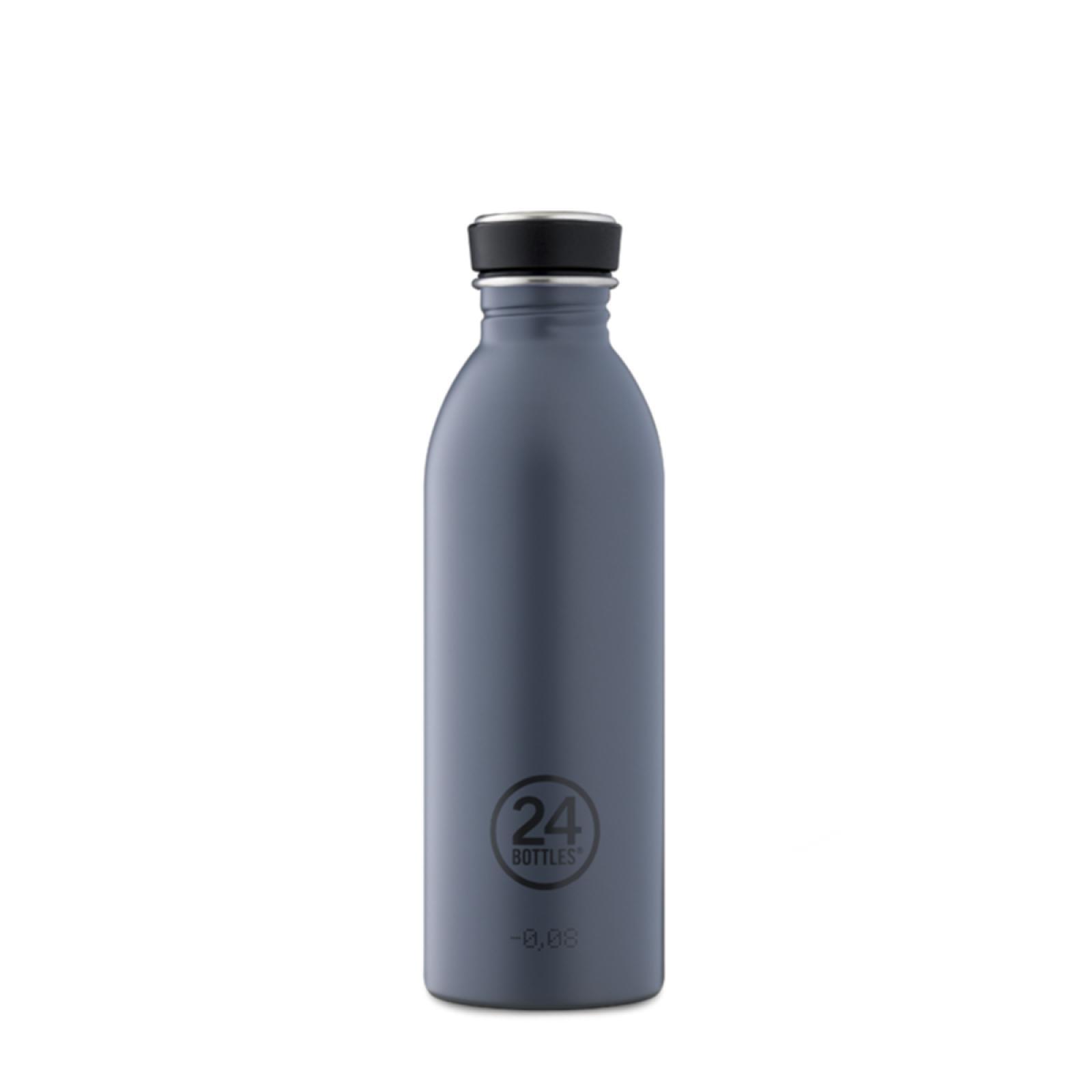 24BO Urban Bottle Basic Formal Grey 500 ml - 1