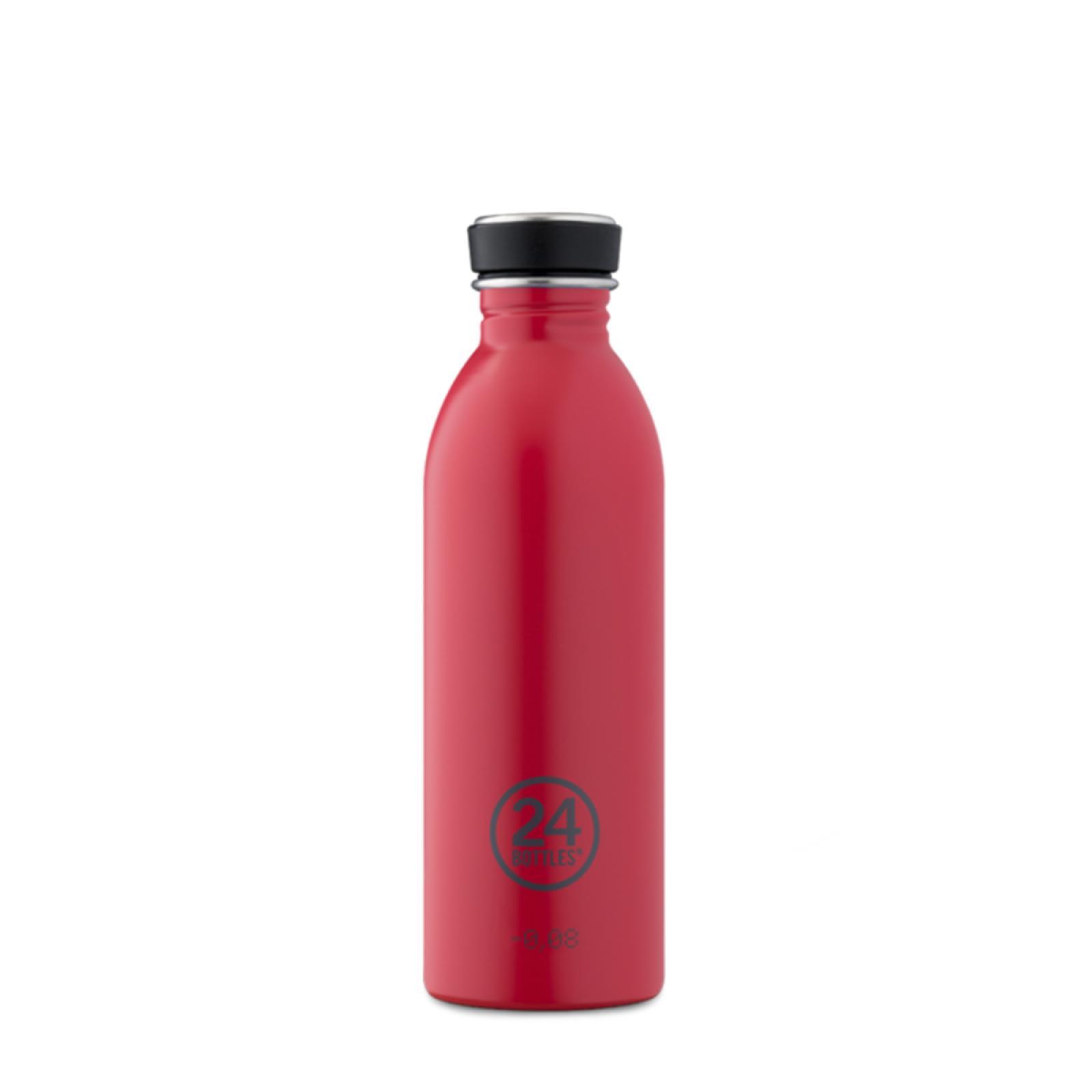24BO Urban Bottle Hot Red 500 ml - 1