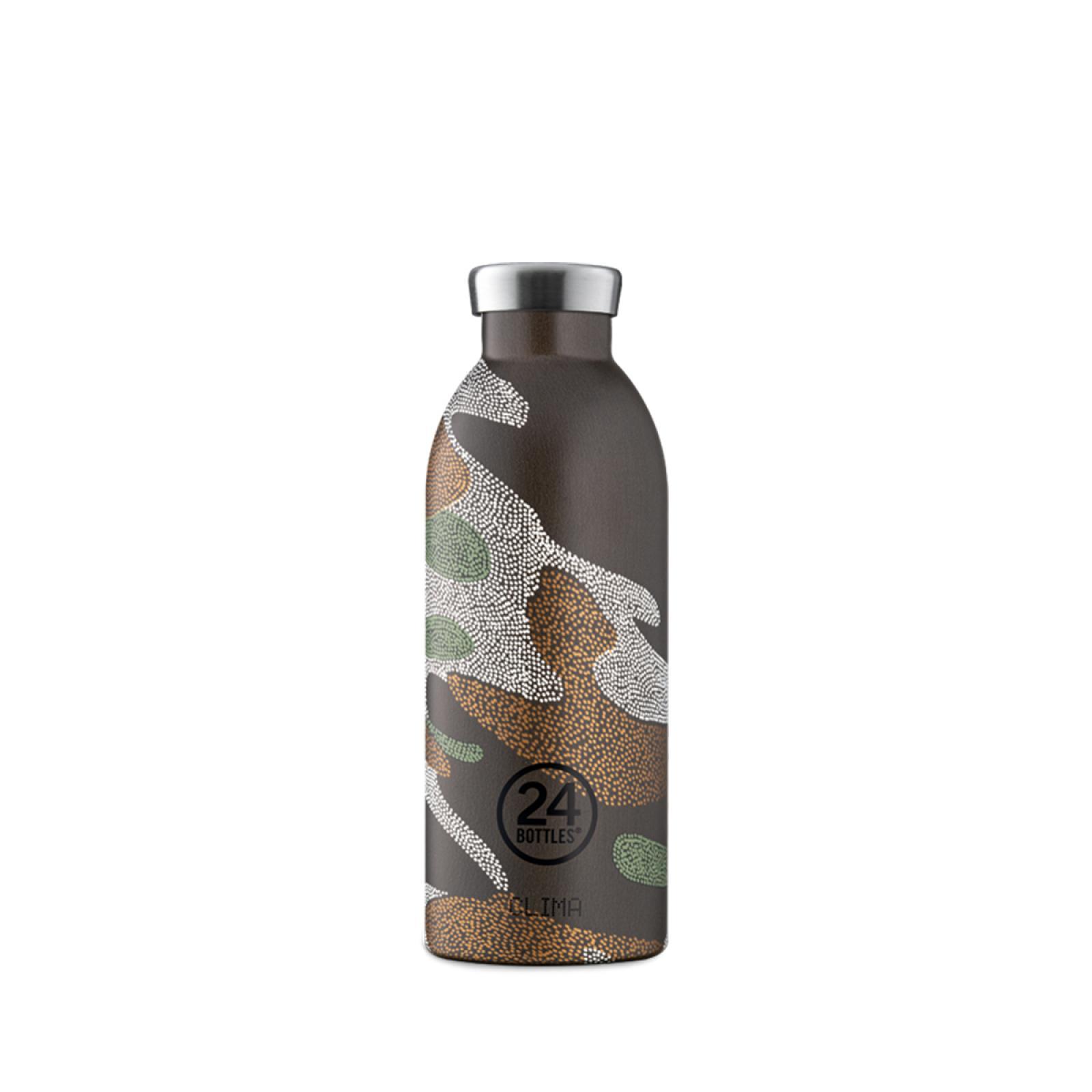 24 Bottles Clima Bottle Camo Zone 500 ml - 1