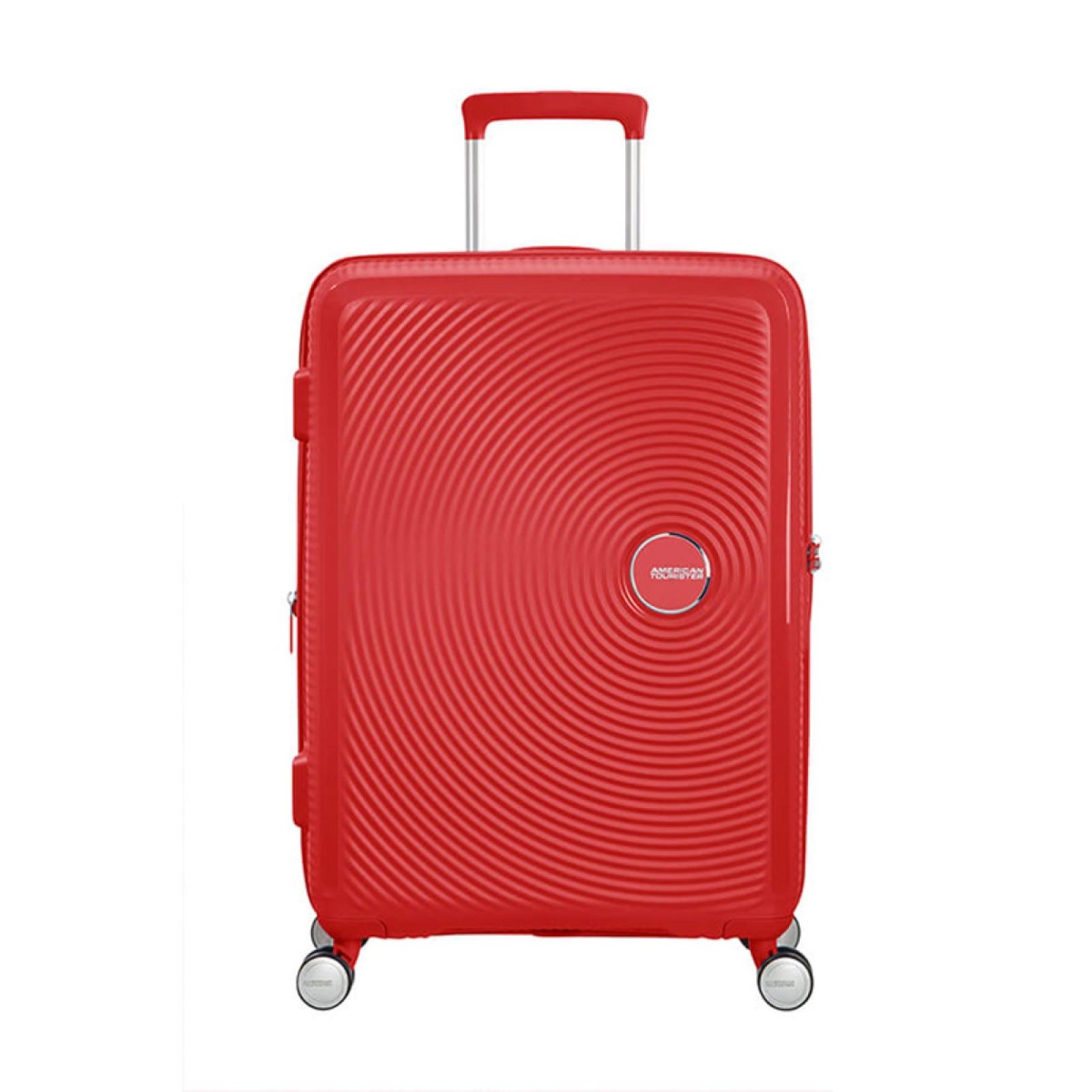 American Tourister Medium Trolley 67/24 Exp Soundbox Spinner - 1