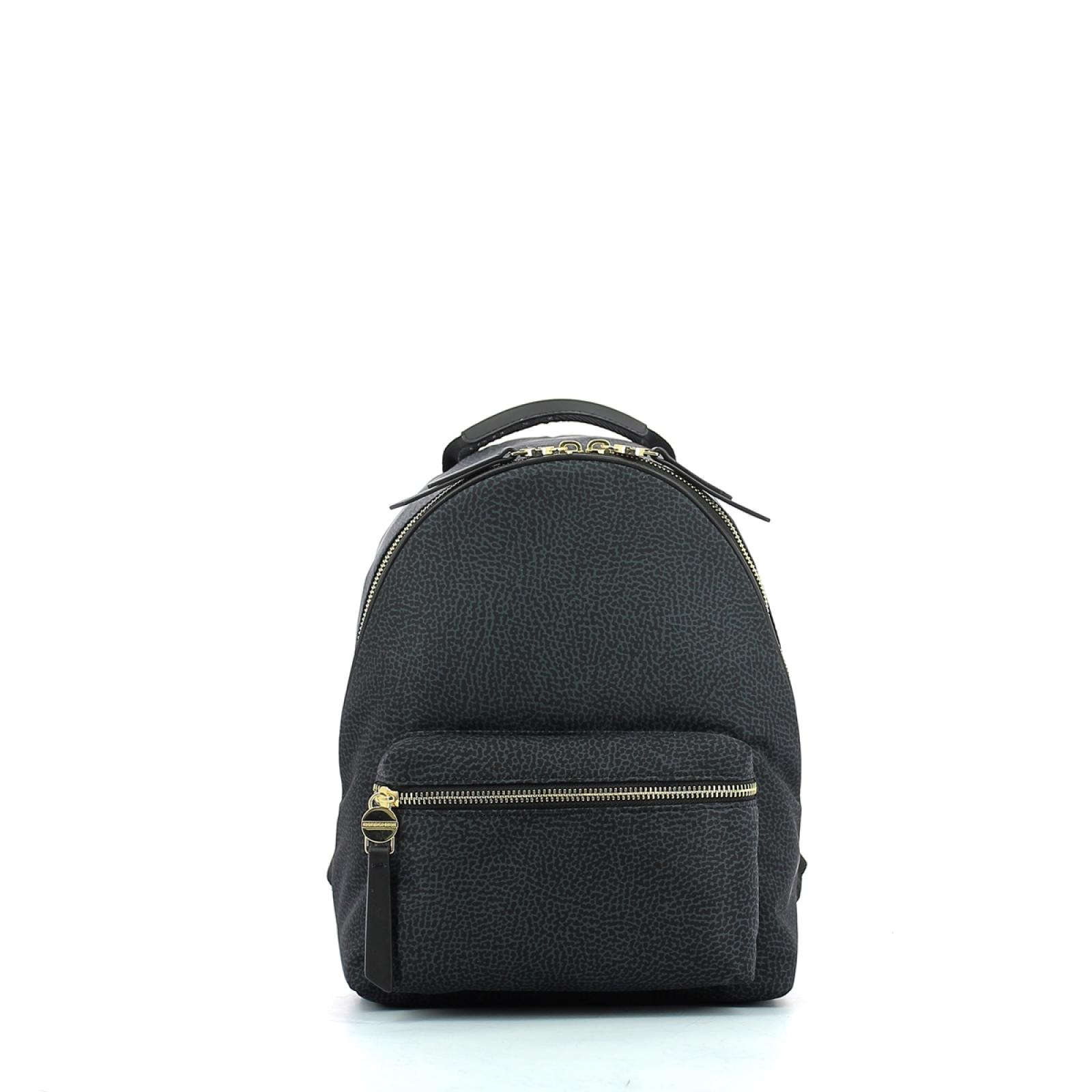 Backpack Medium Jet-NERO-UN
