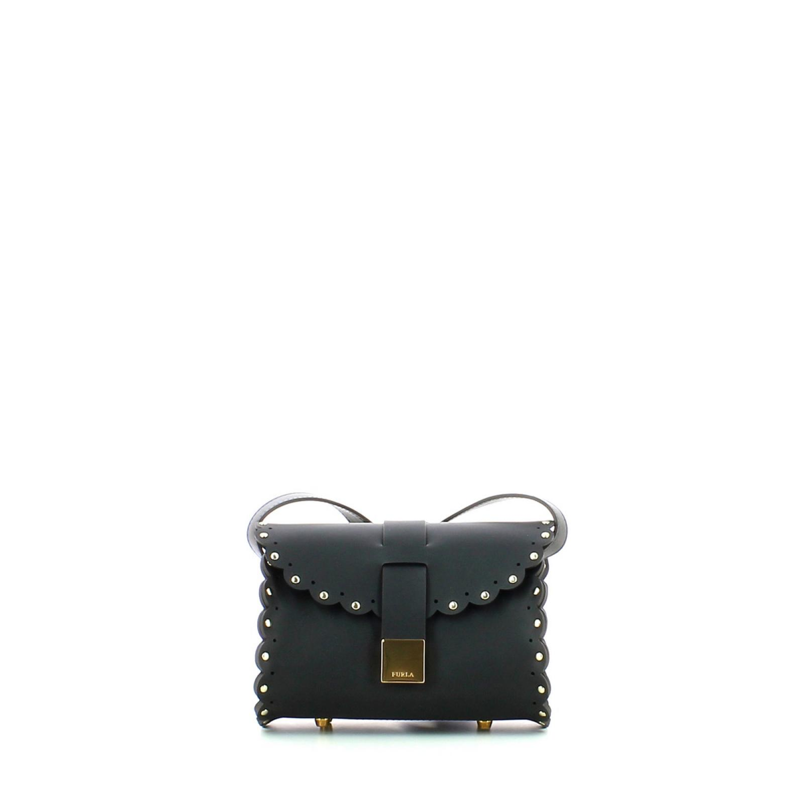 Amazzone Mini Crossbody-ONYX-UN
