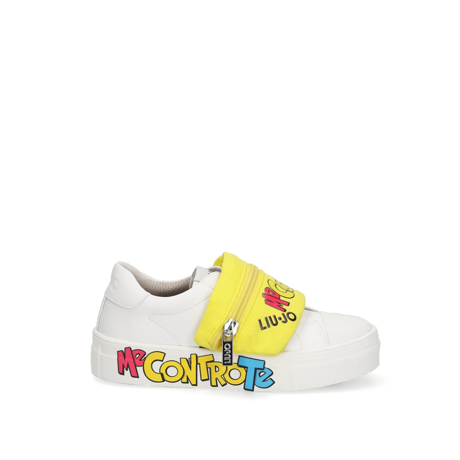 Liu Jo Sneakers Bambino Me Contro Te Alicia con marsupio - 1