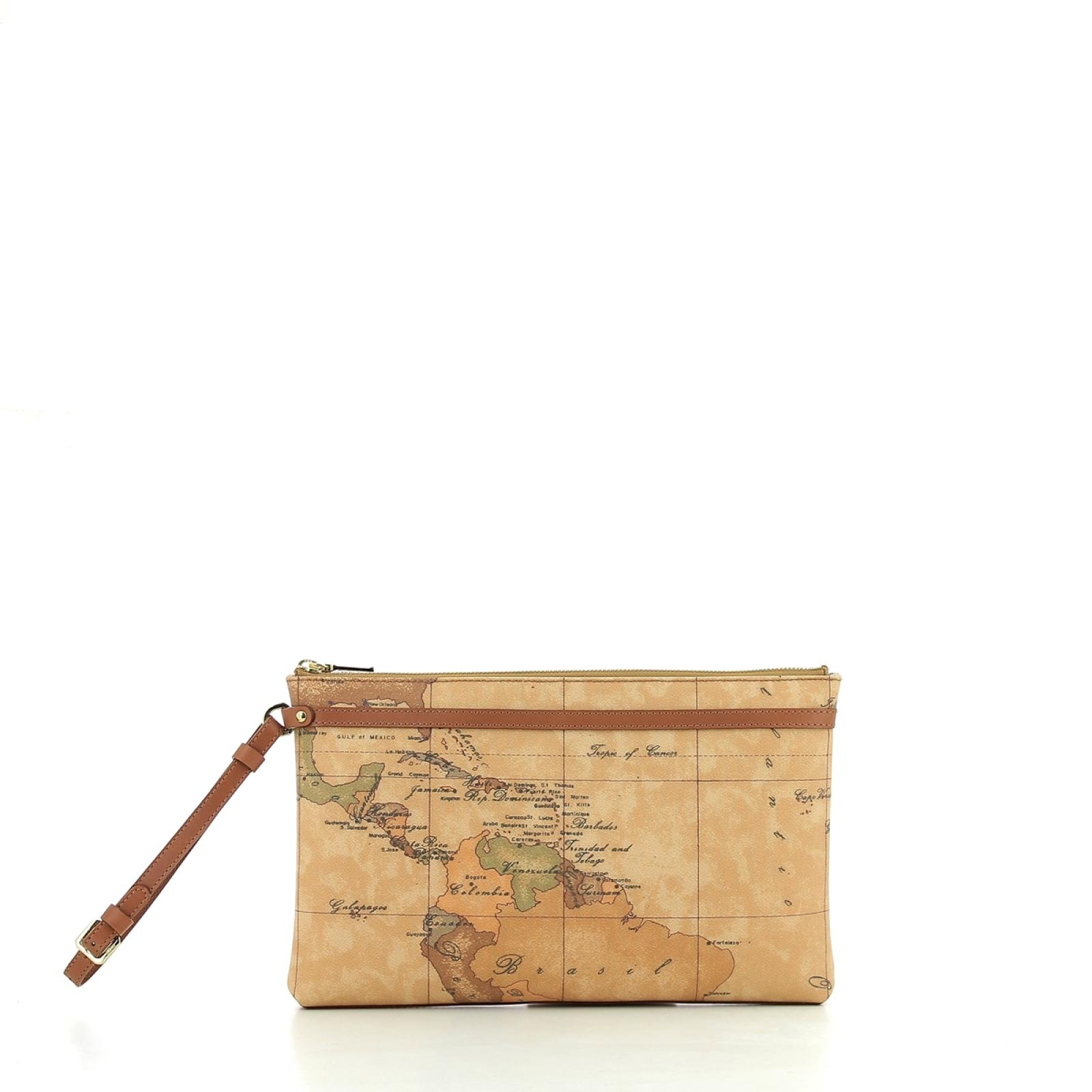 Clutch Large Contemporary Geo Classic-UN-UN
