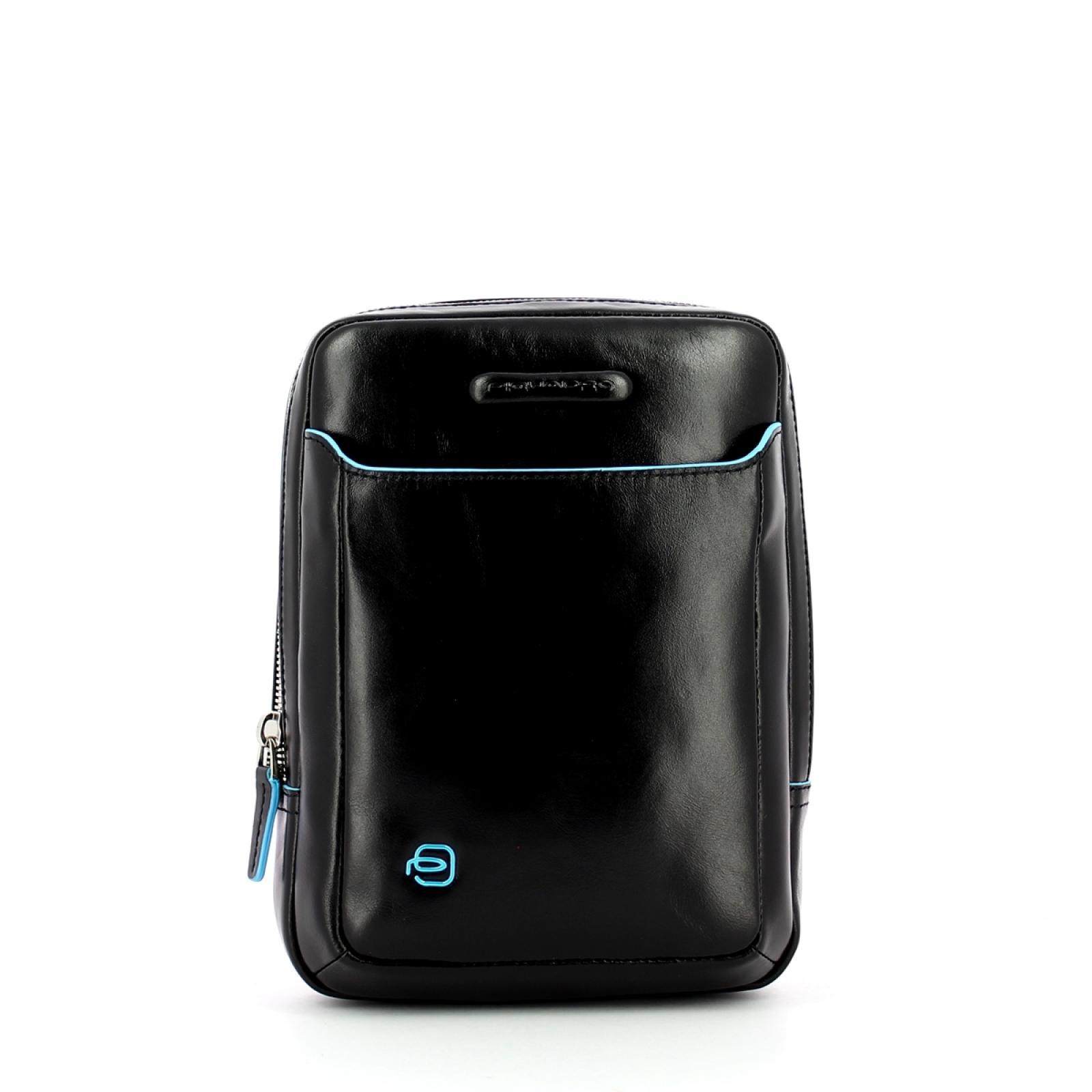 Piquadro Borsello Porta iPad Mini Blue Square - 1