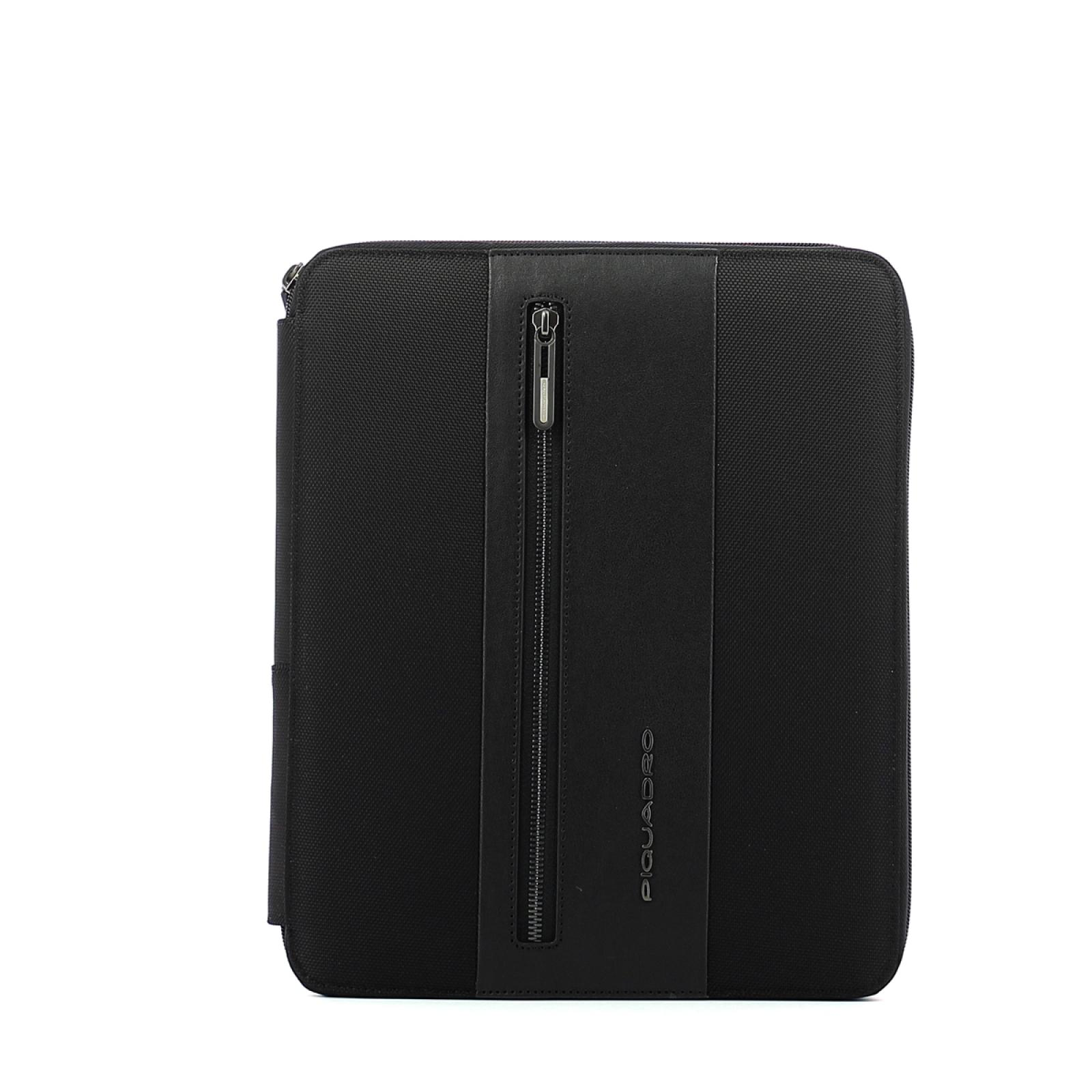 Notepad holder iPad® Brief A4-NERO-UN