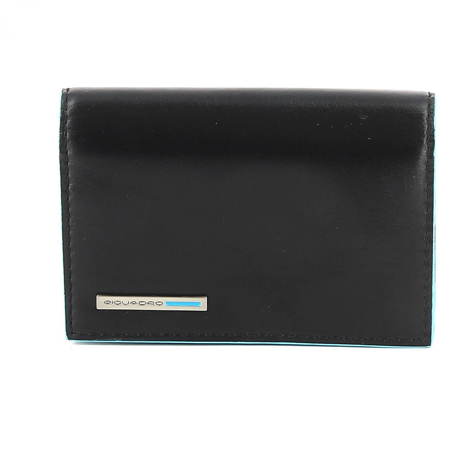 Business Card holder Blue Square B2-NE-UN