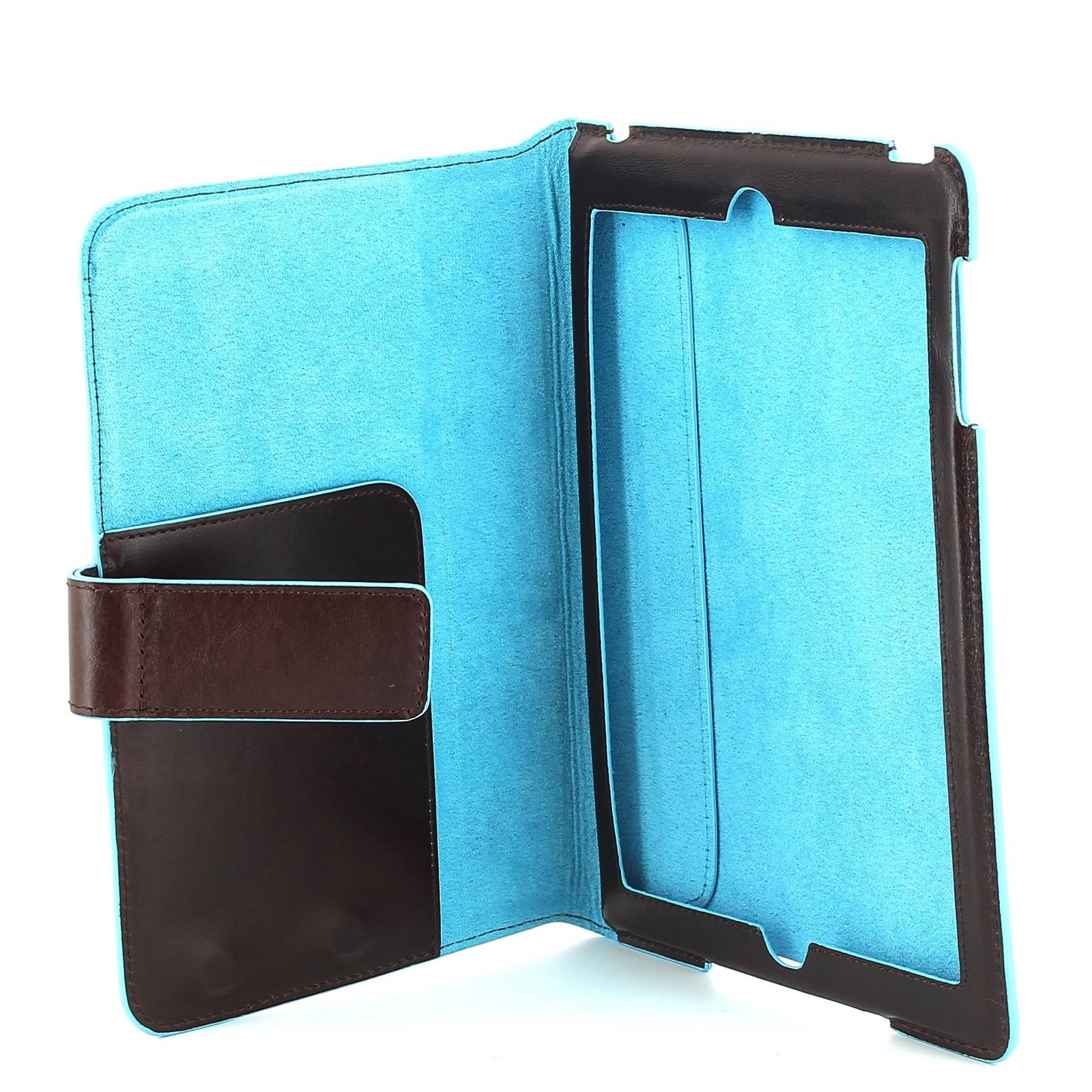 Blue Square iPad Mini Cover