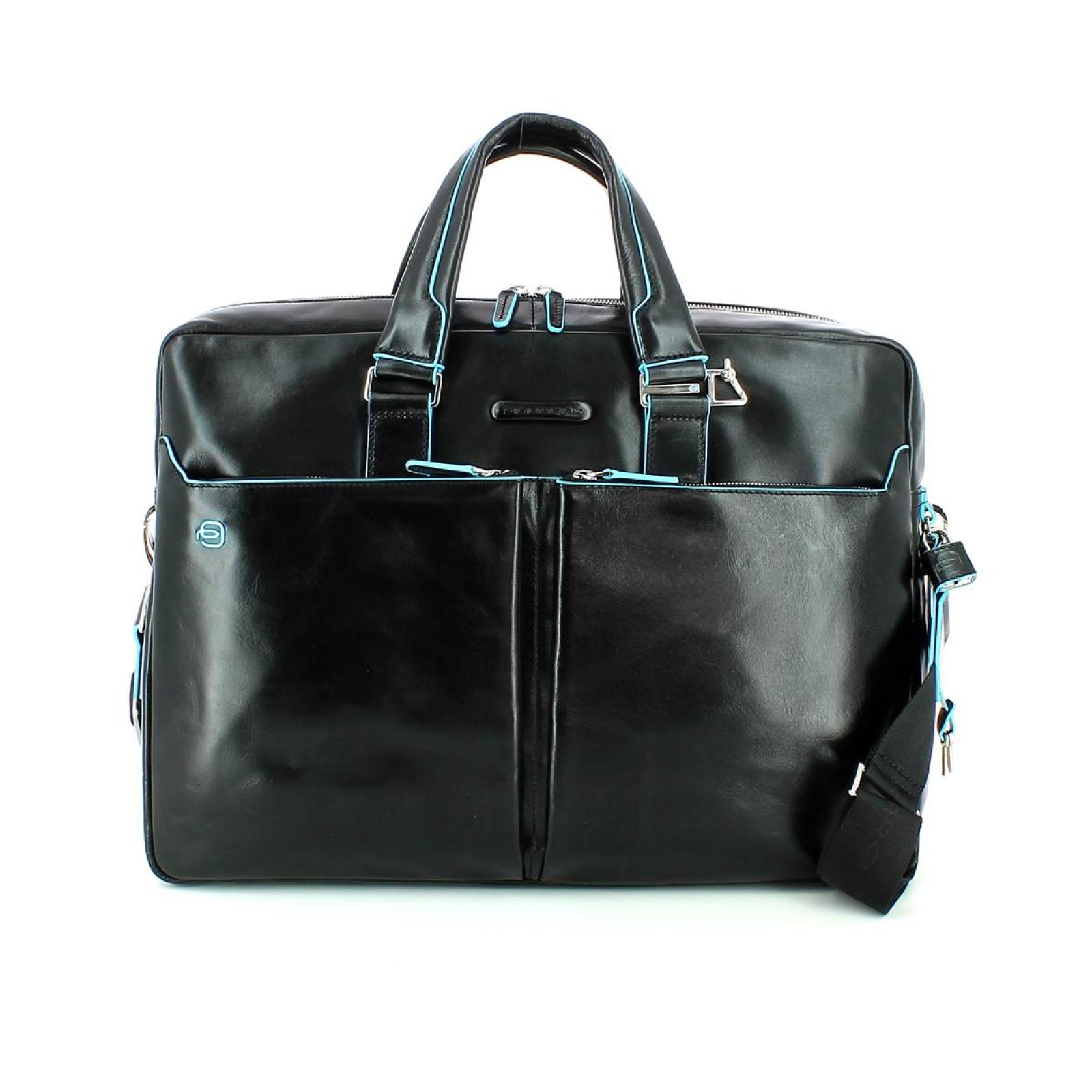 Blue Square Briefcase