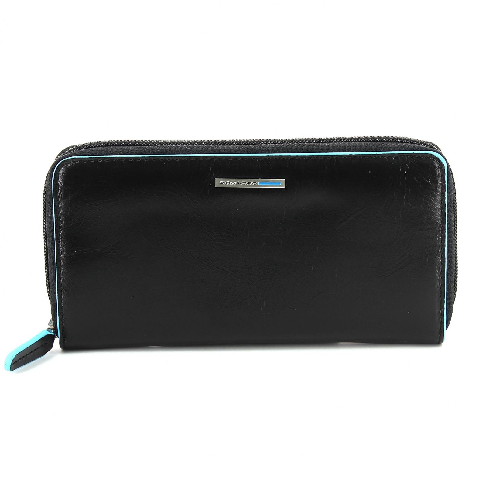 Men Wallet Blue Square-NE-UN
