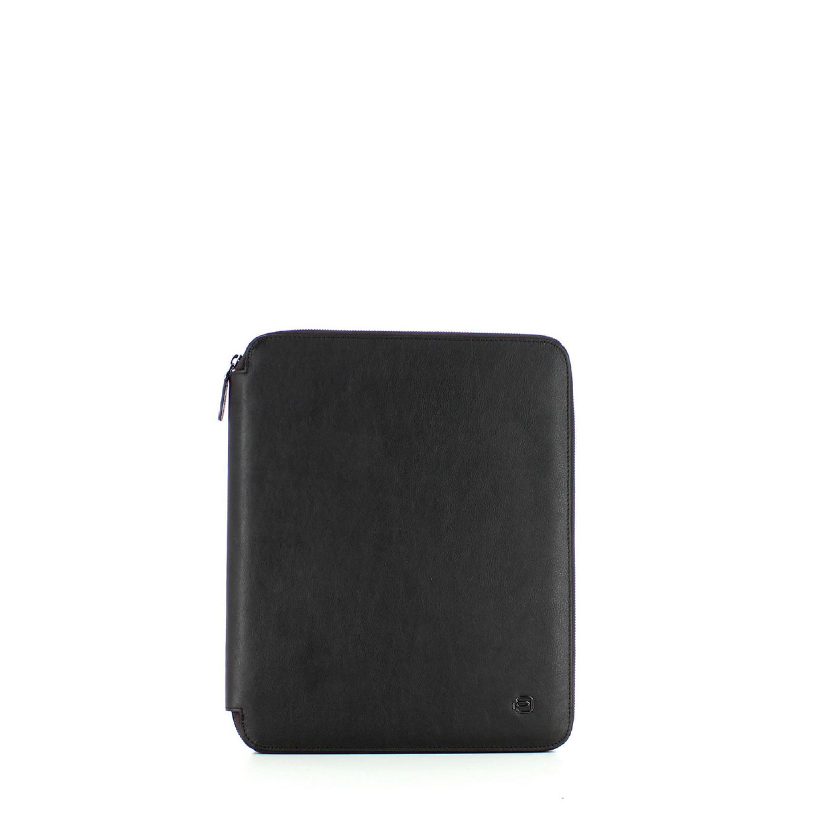 Slim Notepad holder A4 Blue Square-TM-UN