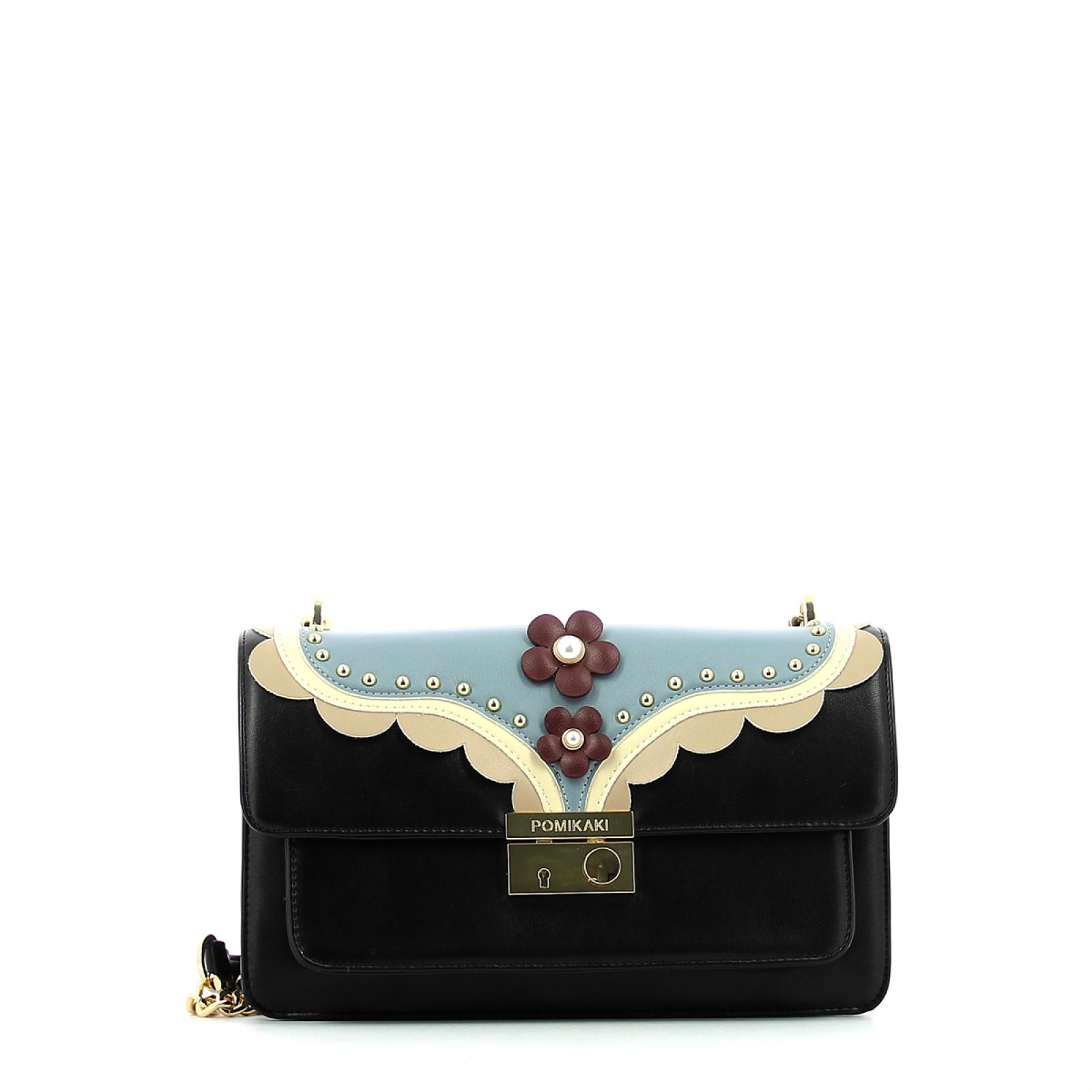 Crossbody bag Giulietta-BLACK-UN