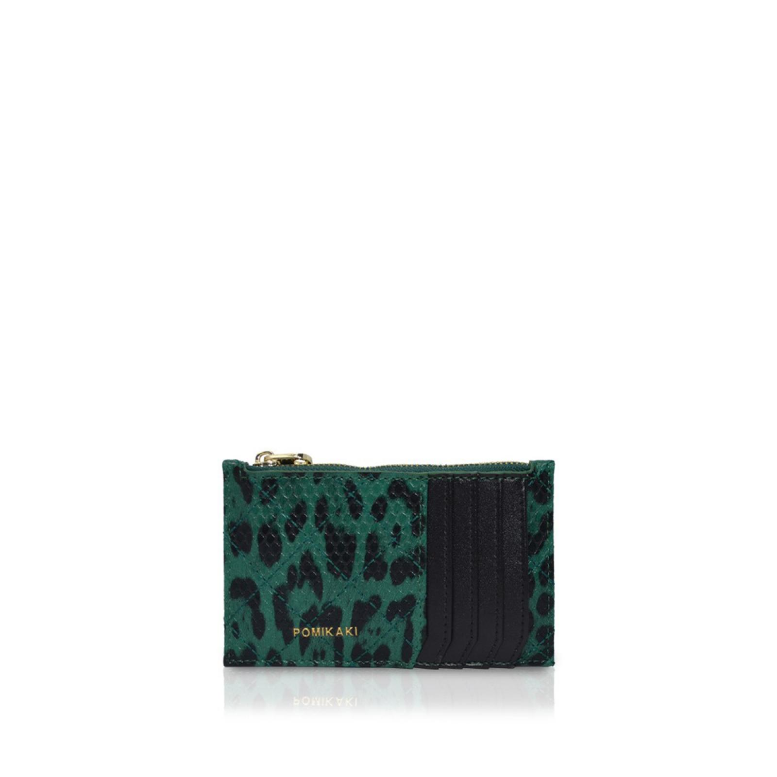 Pomikaki Credit card holder Vera Animalier - 1