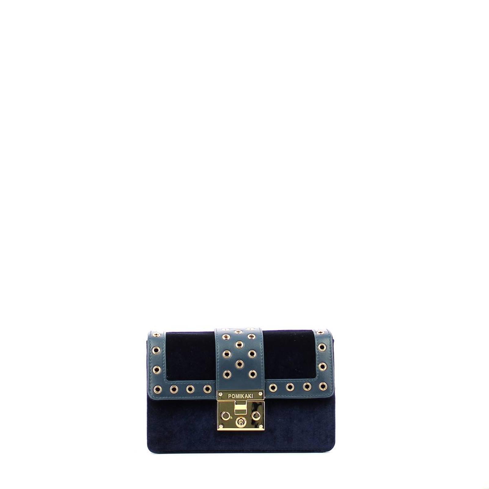 Crossbody Bag Camelia-BLUE-UN