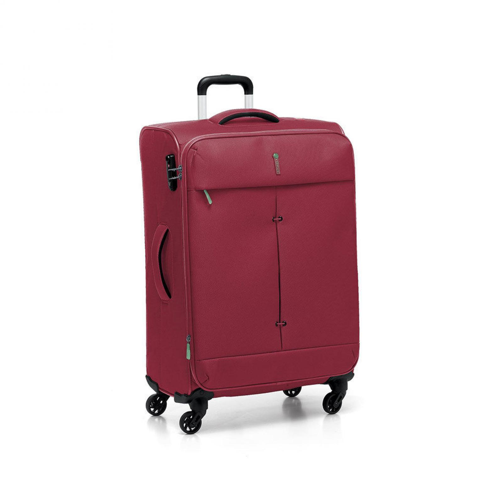 Trolley Large Ironik Spinner 78 cm Exp.-ROSSO-UN