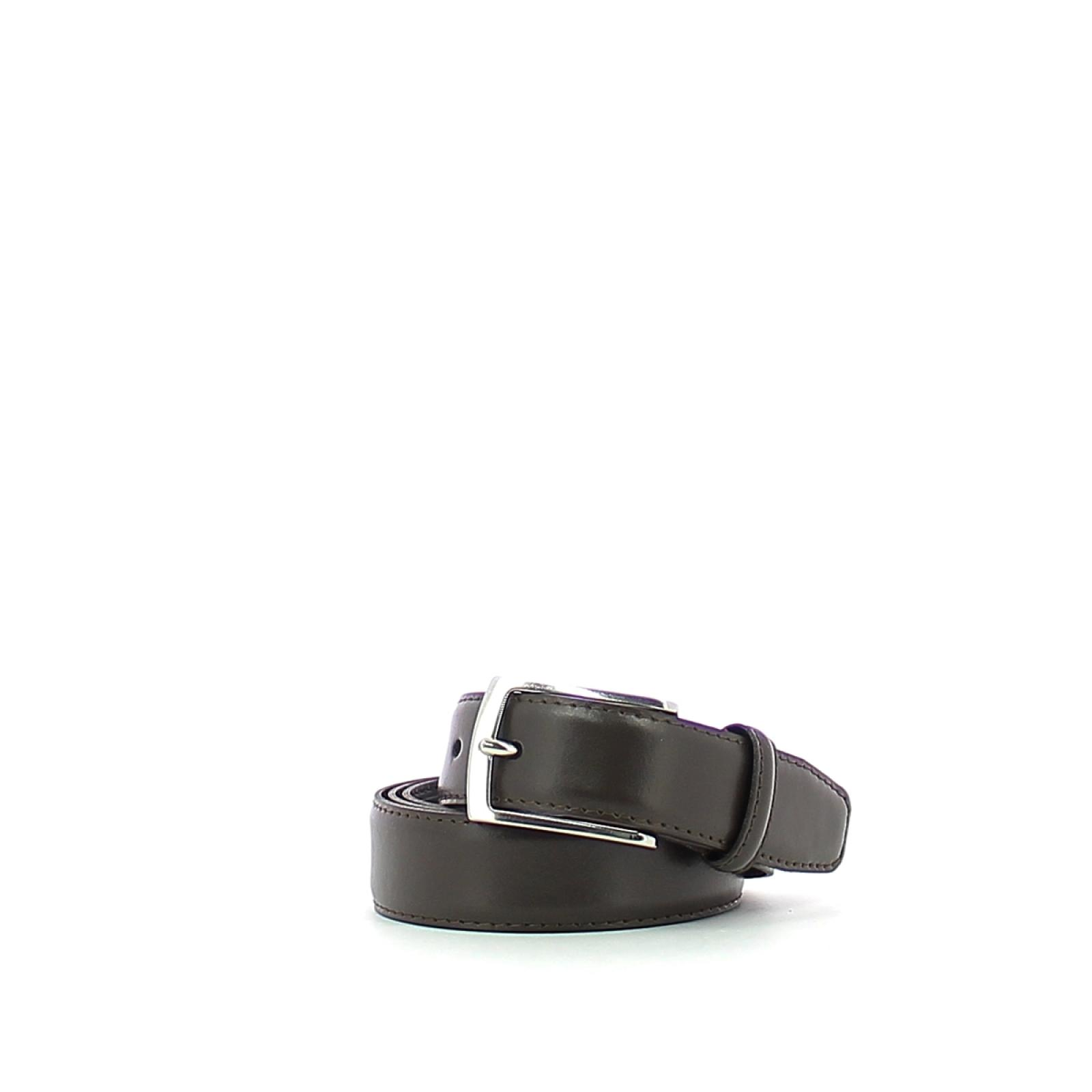 Belt Soave Matt-DBROWN-L
