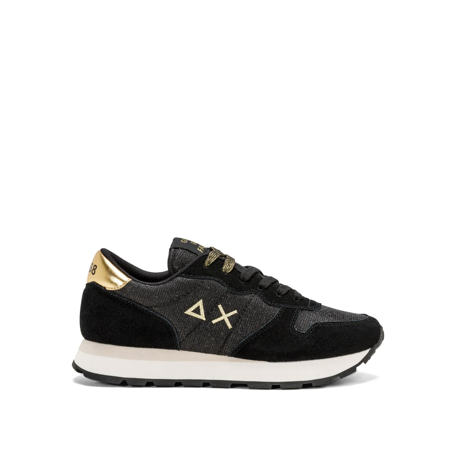 Sun68 Sneakers Ally Thin Glitter - 1