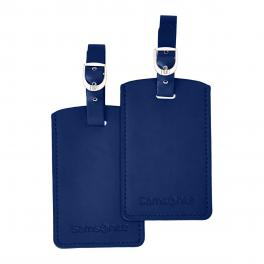 Rectangular Bag Tag-INDIGO/BLUE-UN