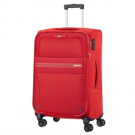 Trolley Medium Summer Voyager Spinner 68 cm - RIB.RED