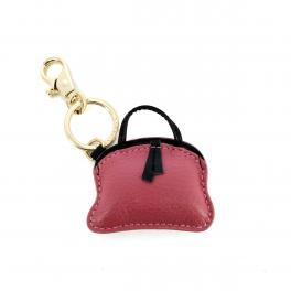 Portachiavi Sexy Bag in pelle - 1
