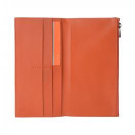 Portafogli  Uomo  Zip-it - Tom - Arancio