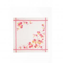 Kefiah Mika con stampa floreale Blush - 1