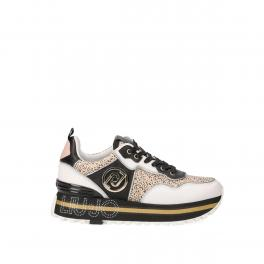 Sneakers Wonder con stampa animalier -1