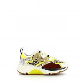 Sneakers Running con loop su linguetta - 1