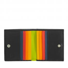 Portafogli  Uomo  Colorful - Flavio - Nero