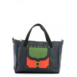 Grafic Pocket Handbag - 1
