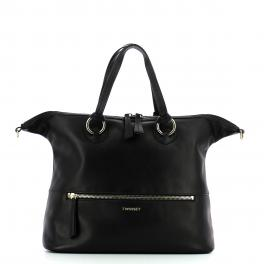 Leather shoulderbag - 1