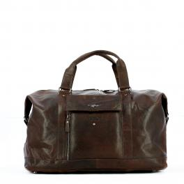 AEMI Leather weekender - 1