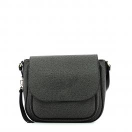 Crossbody leather bag S Graffiti