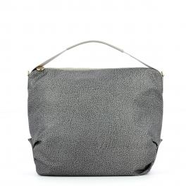 Borbonese Monospalla Hobo bag Large - 1