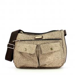 Borbonese Medium OP Crossbody - 1