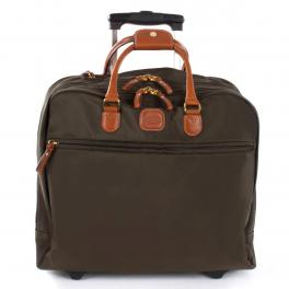 Bric's X-TRAVEL ultra-lightweight laptop carry-on trolley -