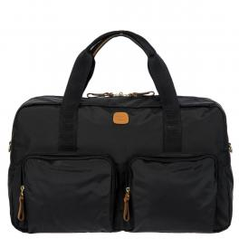 Bric's: stylish suitcases, bags and travel acessories X-Travel holdall with pockets -