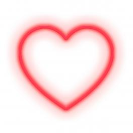 CAND Led Heart Small - 1