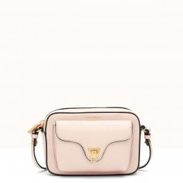 Coccinelle Tracollina Beat Soft Mini New Pink - 1