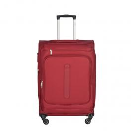 Medium Trolley Manitoba Spinner 68 cm-ROSSO-UN