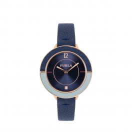 Club Round Watch 34 mm + Beze-NAVY/b-UN