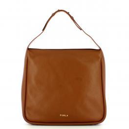 Furla Hobo Bag L Ester Cognac - 1